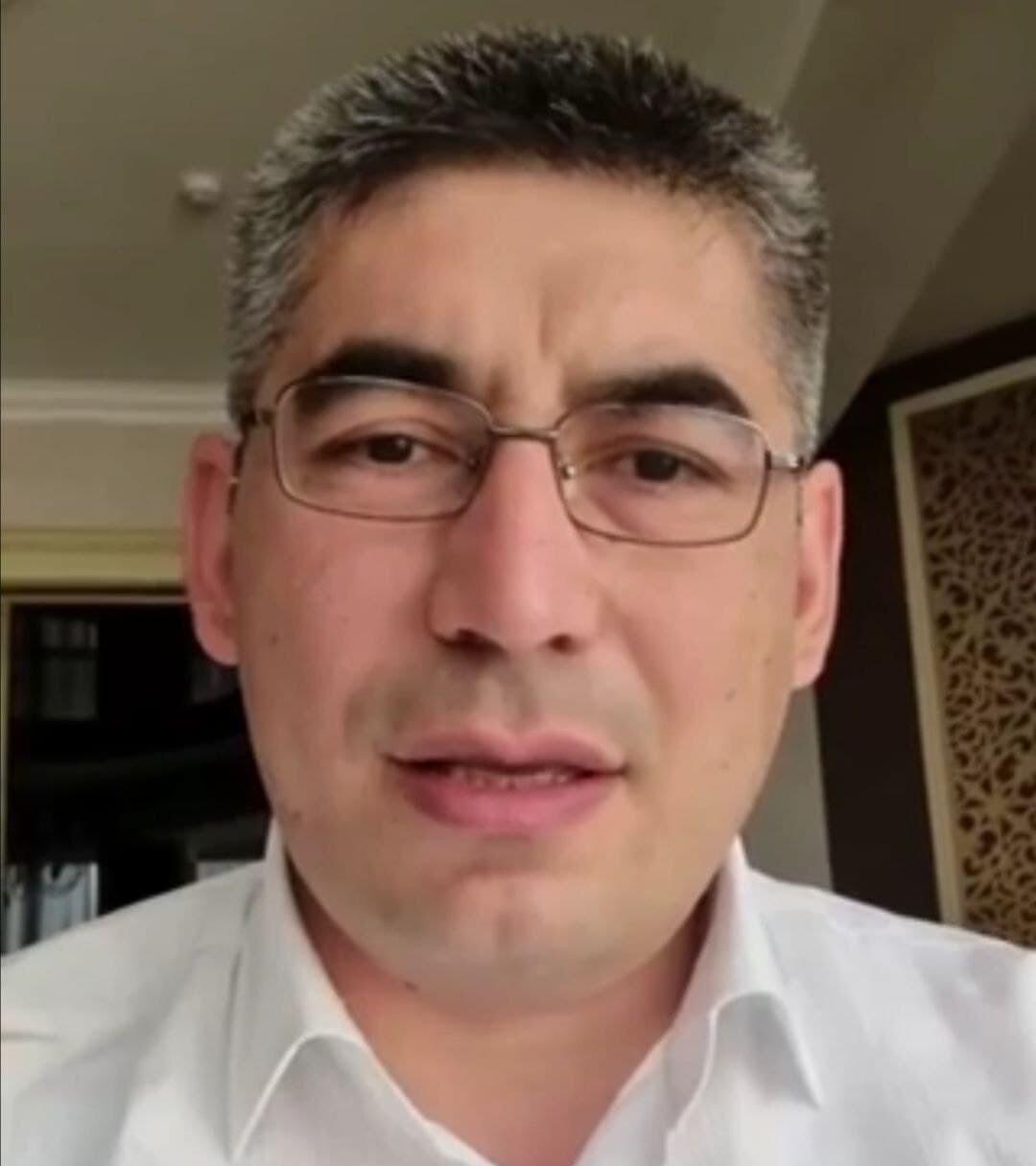 """Видео: """"Я прошу прощения за то, что в системе налоговых органов все еще работают такие сотрудники"""" - Председатель ГНК Узбекистана извинился за своих сотрудников"""