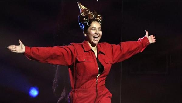 Выступление певицы Манижи на Евровидении бьет рекорды по просмотрам!