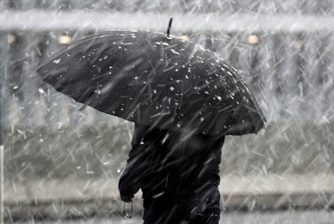 В Узбекистане ожидается непродолжительный снег